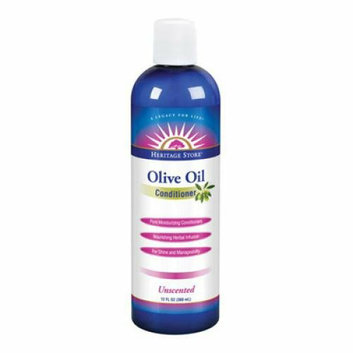 Heritage Store Inc. Heritage Store Olive Oil Conditioner Unscented 12 fl oz