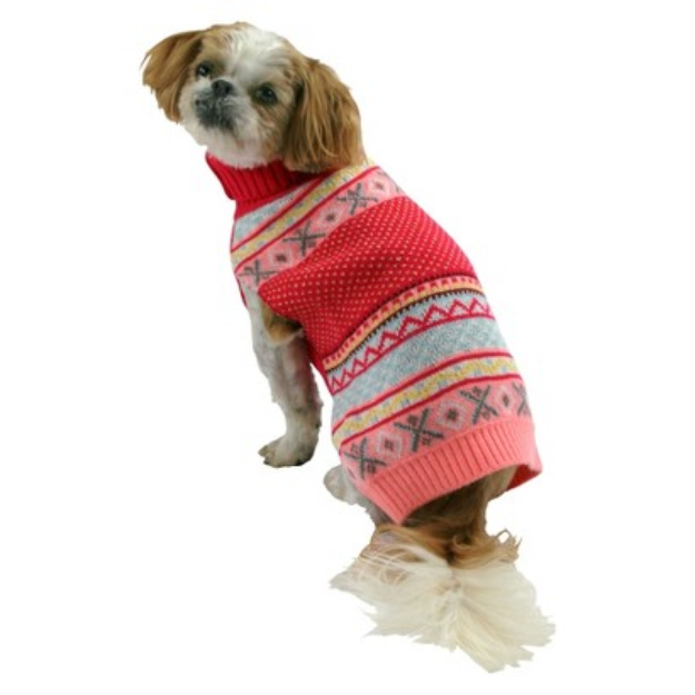 Boots & Barkley Boots and Barkley Girl Sweater - Large