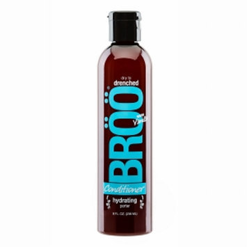 BROO Conditioner, Warm Vanilla, Hydrating Porter, 8 fl oz