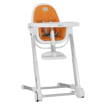 Inglesina ECOM Zuma Highchair - White/Orange