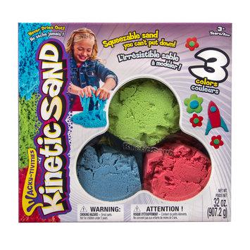 Spin Master Wacky-tivities - Kinetic Sand - Kinetic Sand Bundle Pack