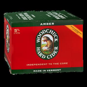 Woodchuck Hard Cider Amber - 12 PK