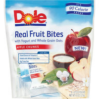 Dole Apple Chunks Real Fruit Bites
