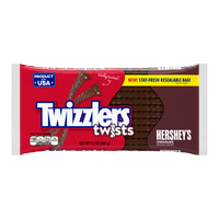 Twizzlers Twists Hersshey's Chocolate