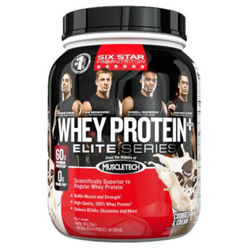 Six Star Whey Protein Plus