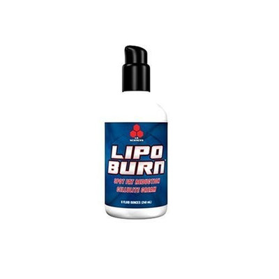 L.G. LG Sciences LipoBurn, 8 fl oz (240 ml)