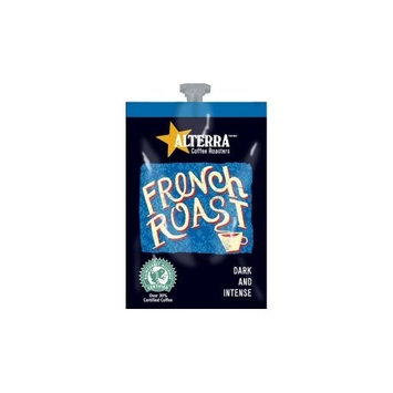 FLAVIA ALTERRA Coffee, French Roast, 20-Count Fresh Packs (Pack of 5)