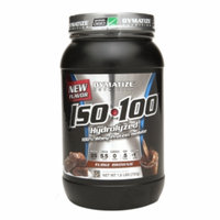 Dymatize Nutrition Iso100 Fudge Brownie