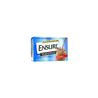 ENSURE CHOC 57231 CASE OF 24 8 OZ Health and Beauty