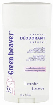 Green Beaver Natural Deodorant Lavender - 1.76 oz