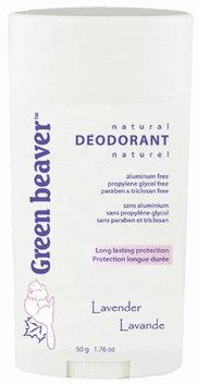 Green Beaver Natural Deodorant Lavender - 1.76 oz