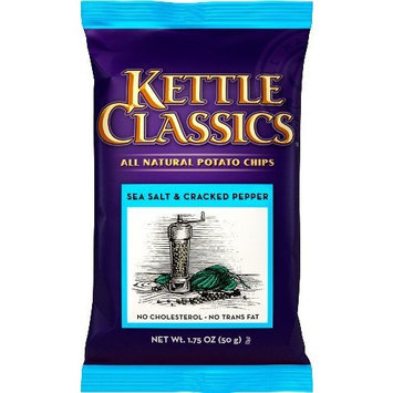 Kettle Sea Salt & Cracked Pepper - 1.75oz x 24 bags