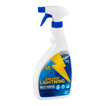 Greased Lightning Multi-Purpose Cleaner & Degreaser Spring Rain