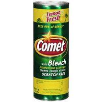 Comet Lemon Fresh Disinfectant Cleanser, 21 Oz