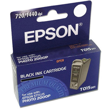 Epson T015201 Black Ink Cartridge