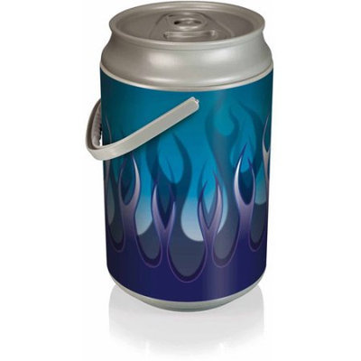 Picnic Time Mega Can Cooler - Blue Flame Can