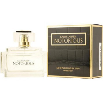 Notorious Eau De Parfum Spray 2.5 Oz By Ralph-Lauren