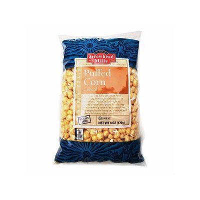 Arrowhead Mills Puffed Corn Cereal
