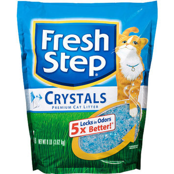 Fresh Step Crystal Cat Litter - 8 lb.