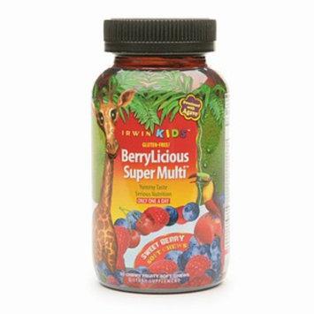 Irwin Naturals Kids BerryLicious Super Multi Soft Chews