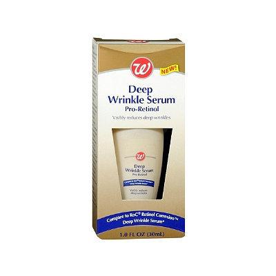 Walgreens Deep Wrinkle Serum