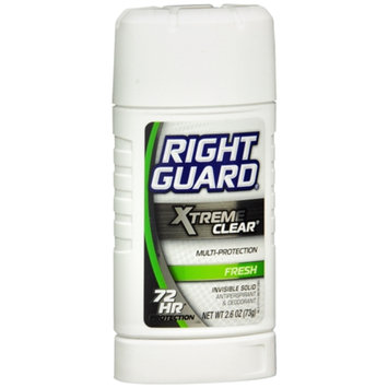 Right Guard Xtreme Antiperspirant & Deodorant Invisible Solid Fresh
