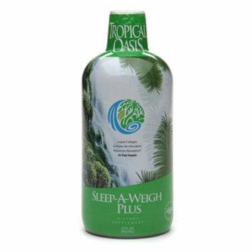 Tropical Oasis Sleep-A-Weigh Plus