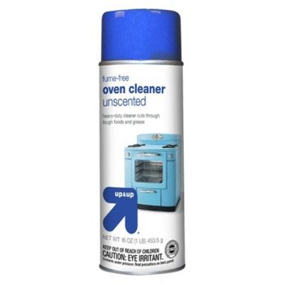 up & up Fume Free Oven Cleaner Unscented 16 oz