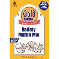 General Mills Gold Medal Variety Muffin Mix, 5-Pound