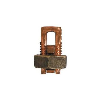Gardner Bender GSBC-2 No. 6 To No. 2 AWG Solid Copper Split Bolt Connector