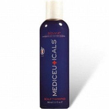 Therapro Solv-X Oily Scalp & Treatment Shampoo, Scrub Seborrheic Oil Control Shampoo (6 oz)