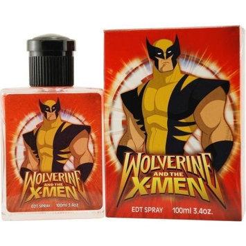 X-Men By Marvel For Men Wolverine Edt Spray 3.4 Oz