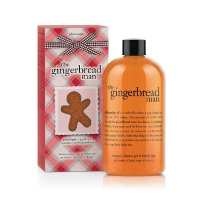 Philosophy the Gingerbread Man Gel, 16 Ounce