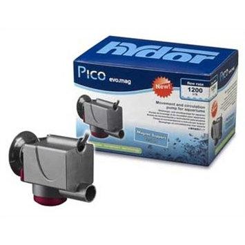 Hydor USA Hydor Pico Evo-Mag 300 Circulation Pump with Magnet Mount for Aquariums and Terrariums 300 GPH