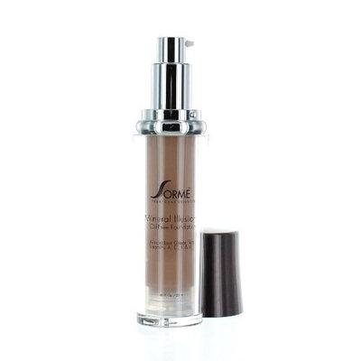 Sorme Cosmetics Mineral Illusion Foundation, Vanilla Beige, 0.8 Ounce