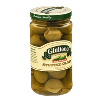 Giuliano Jalapeno Stuffed Olives