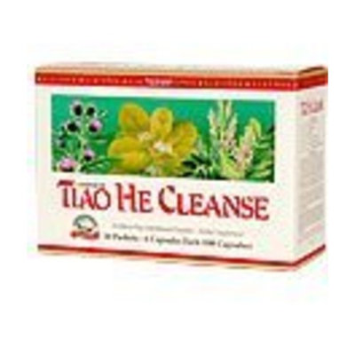 Nature's Sunshine Products Tiao He Cleanse (30 Packets)