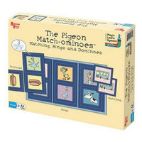 University Games The Pigeon Match-ominoes Ages 3+