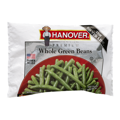 Hanover The Silver Line Premium Whole Green Beans