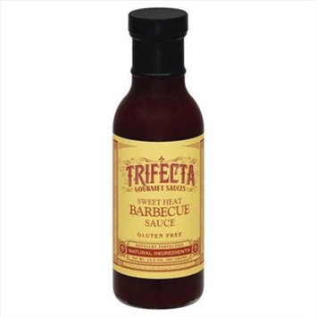 Trifecta Gourmet 13. 5 oz. Sweet Heat Bbq Sauce, Case Of 6