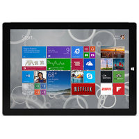 Microsoft Surface Pro 3 Intel Core i5 4GB Memory 128GB Storage 12