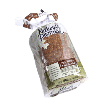 Nature's Promise Naturals 100% Whole Grain Bread