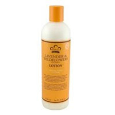 Nubian Heritage Lotion Lavender and Wildflowers 8 oz