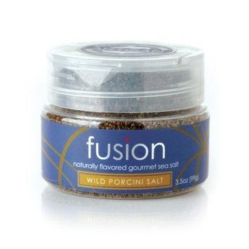 Fusion Italian Porcini Mushroom Sea Salt, 3.5 Ounce Jars