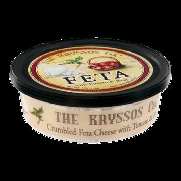The Kryssos Co. Feta With Tomato & Basil