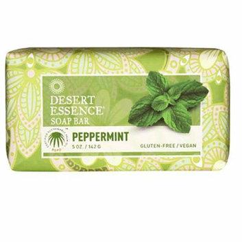Desert Essence Bar Soap Peppermint 5 oz