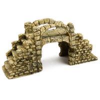 Top Fin Rustic Bridge Aquarium Ornament