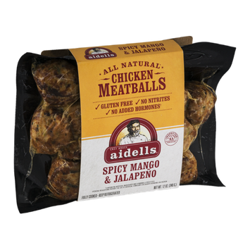 Aidells Chicken Meatballs Spicy Mango & Jalapeno