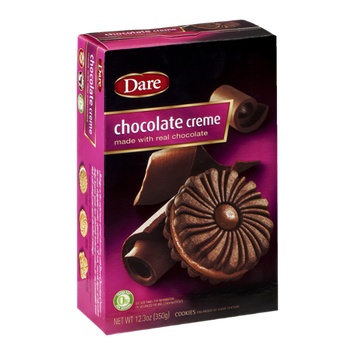 Dare Cookies Chocolate Creme
