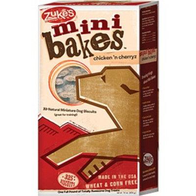 Zuke's Mini Bakes Dog Biscuits